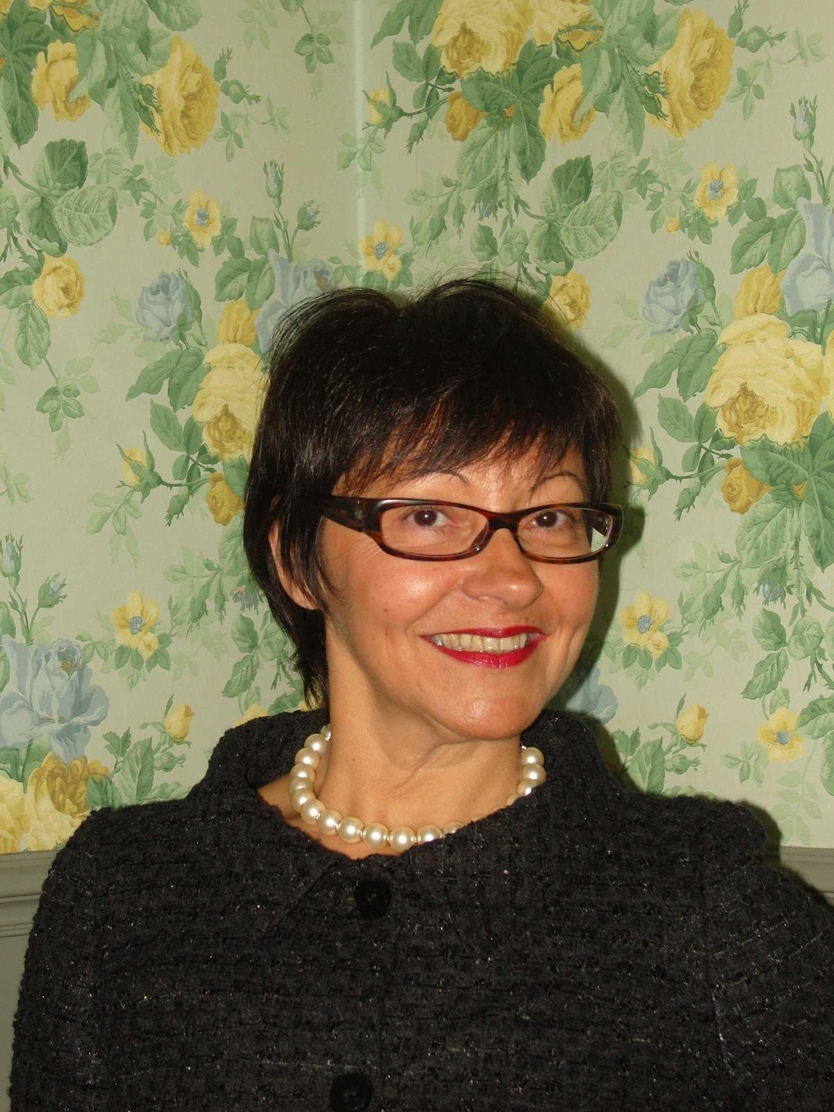 Marie-Hélène from Bordeaux