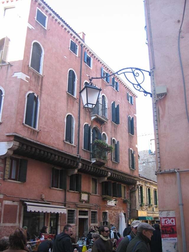 Elisabetta from Cannaregio, Venezia
