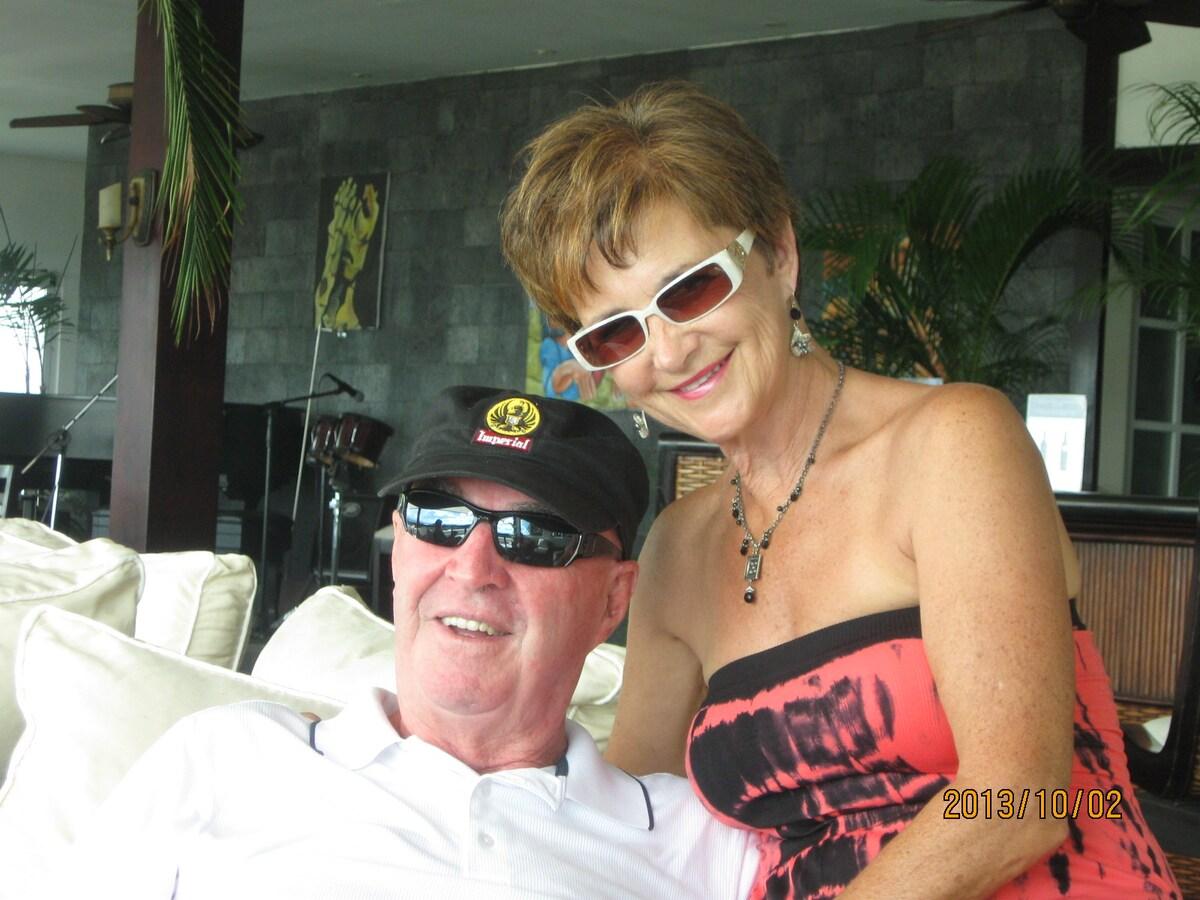 Elyse & Gerry From Pérez Zeledón, Costa Rica