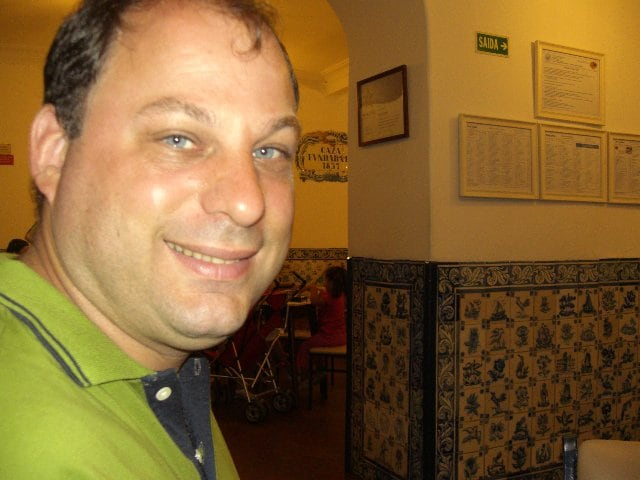 Jan from Lauro de Freitas
