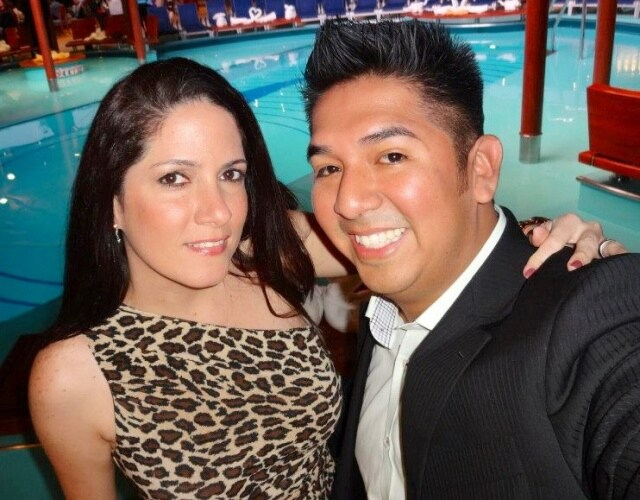 Javier & Muriel from Orlando