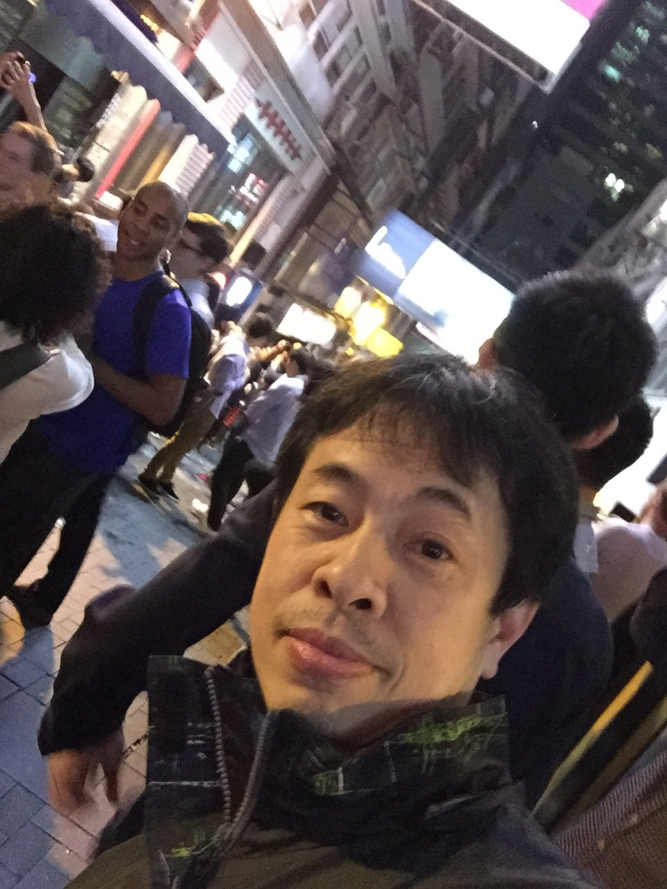 Jason from 香港