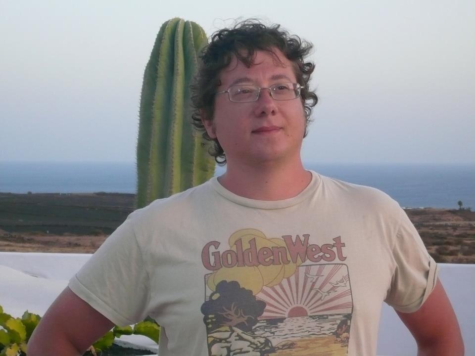 Davide From Tinajo, Spain