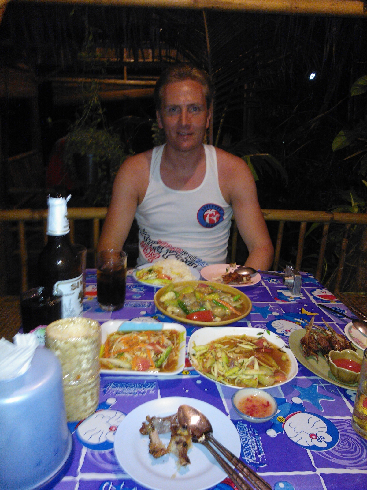 Søren From Pattaya, Thailand