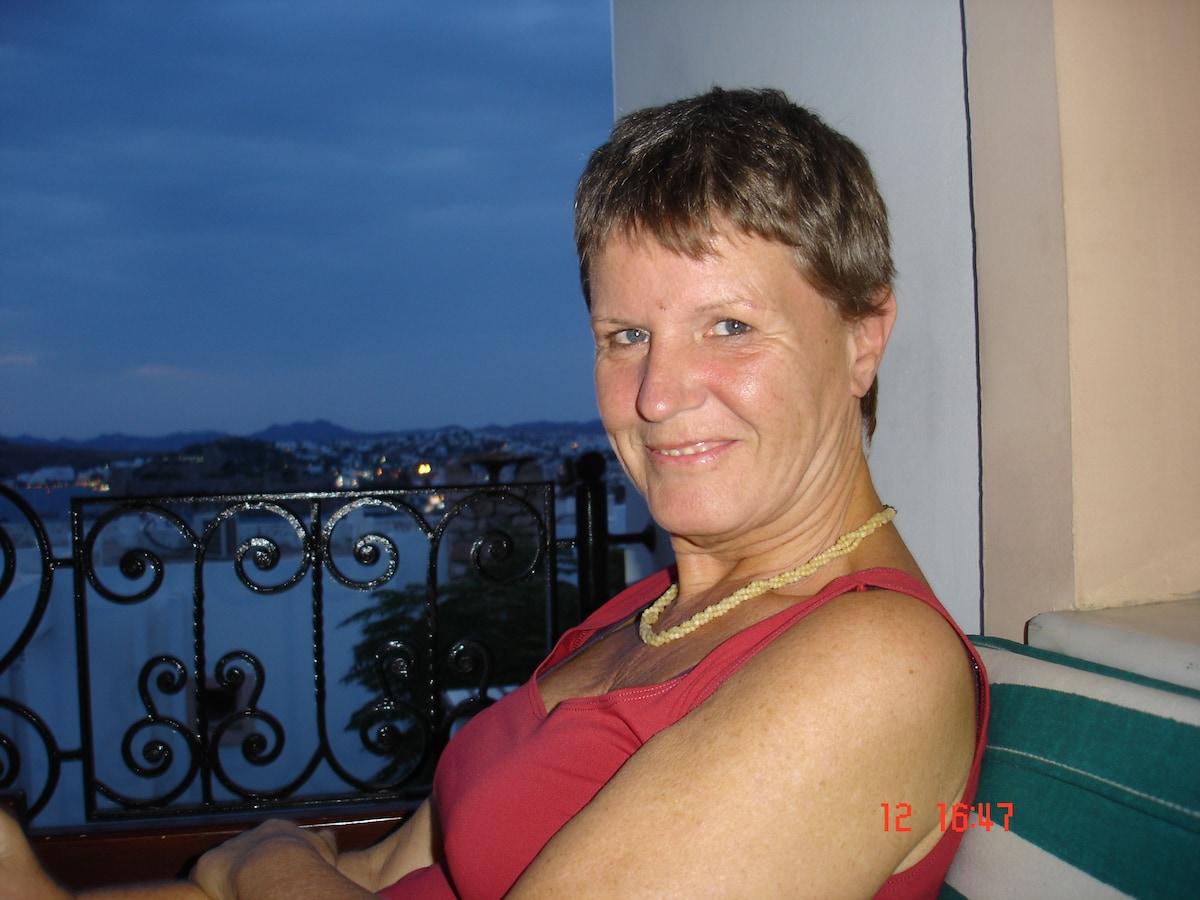 Chantal from Middelkerke