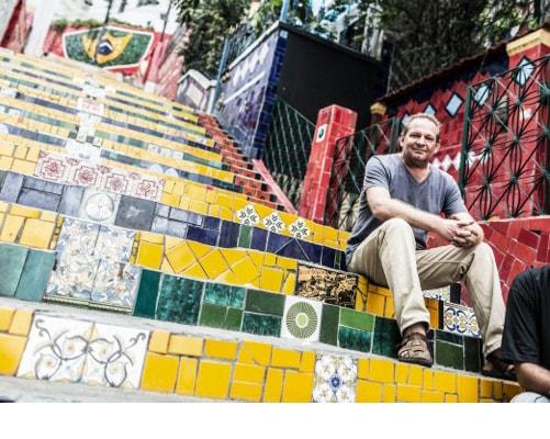 Simon from Rio de Janeiro