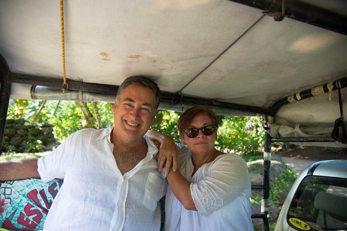 Francoise Et Bernard from Nimes
