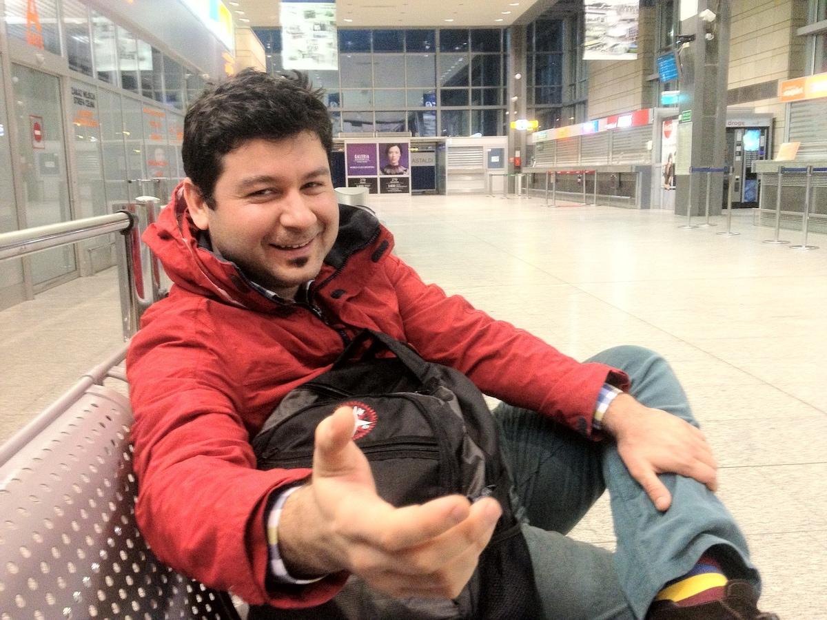 Tolga From Bursa, Turkey