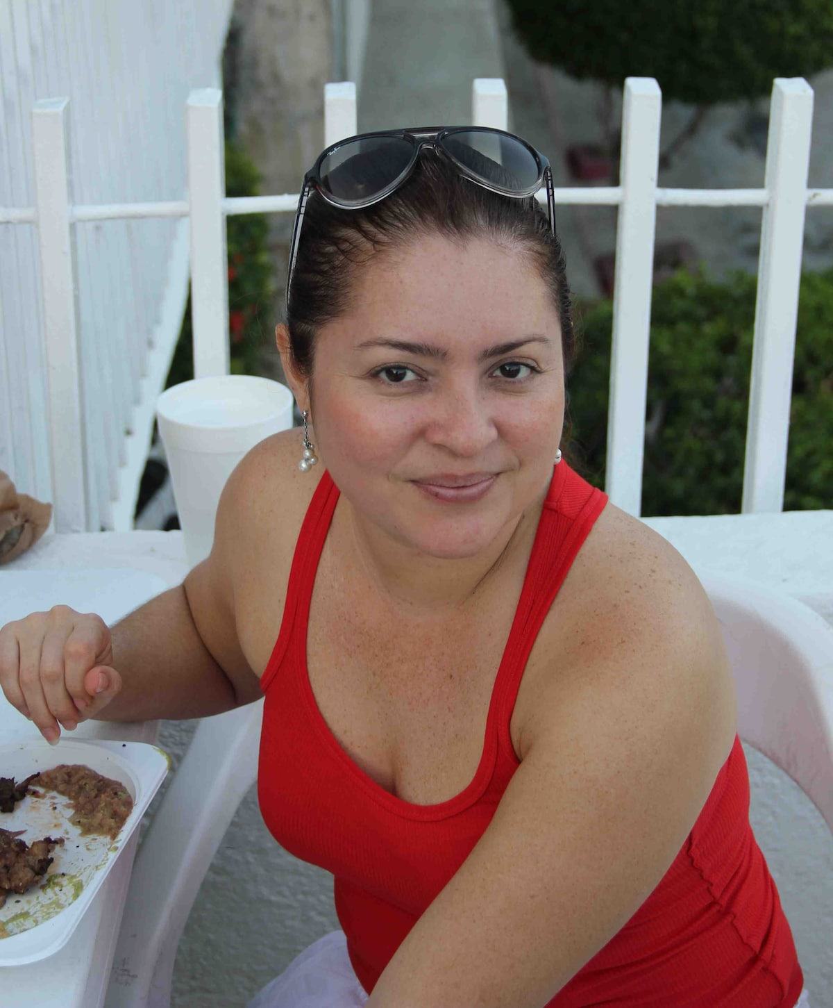 Flor from Acapulco