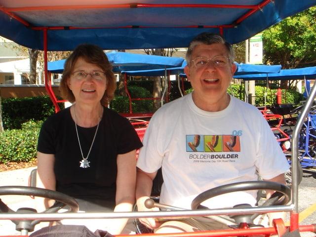 Sid & Debbie