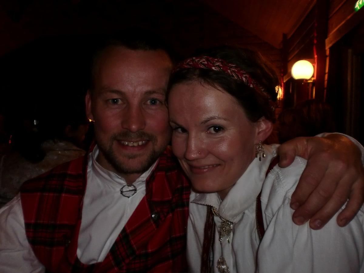 Elisabeth from Vestre Gausdal