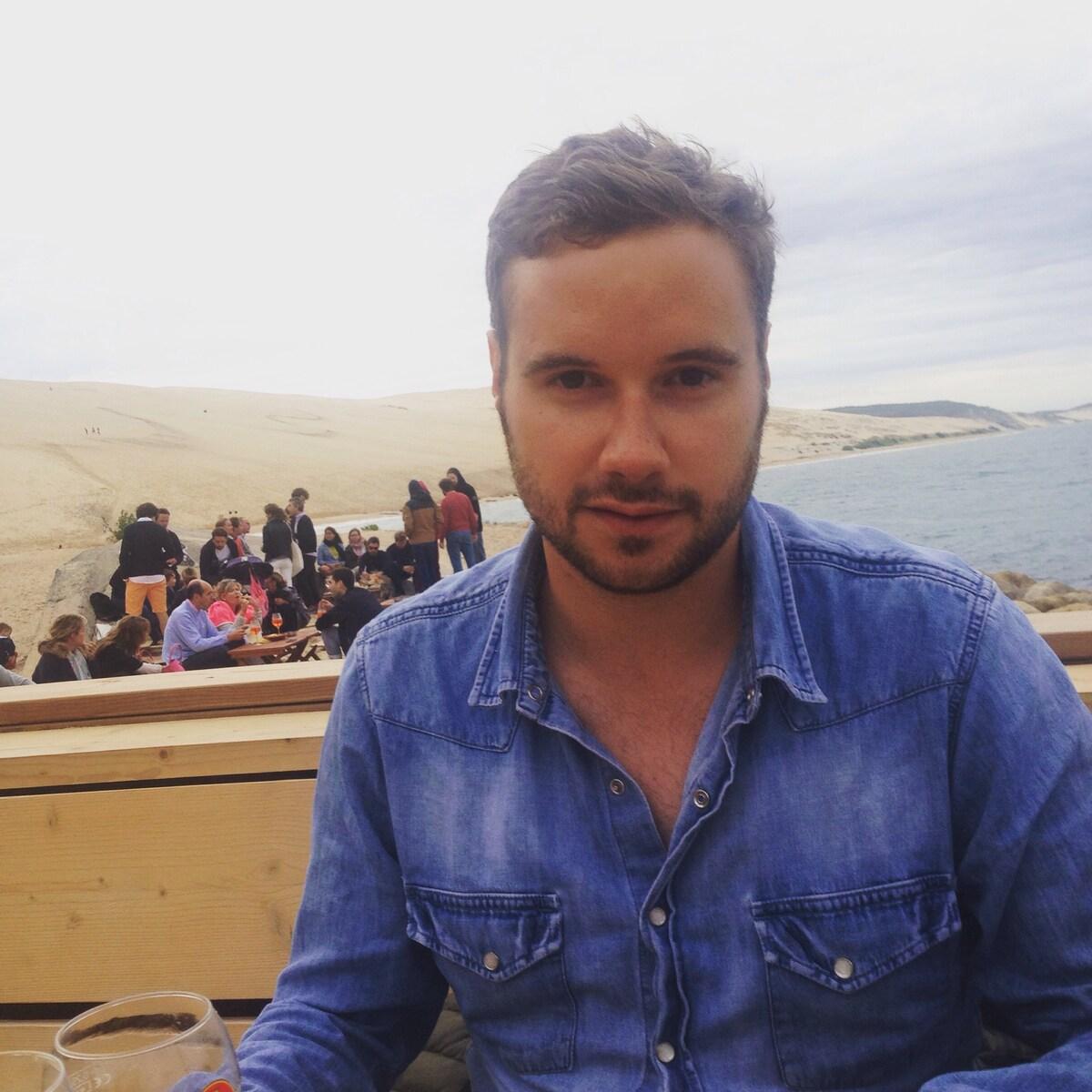 Benoit From Levallois-Perret, France