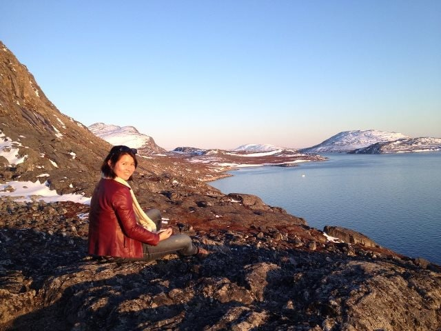 Tanny From Nuuk, Greenland