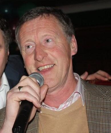 James From Ballymoney, Ireland