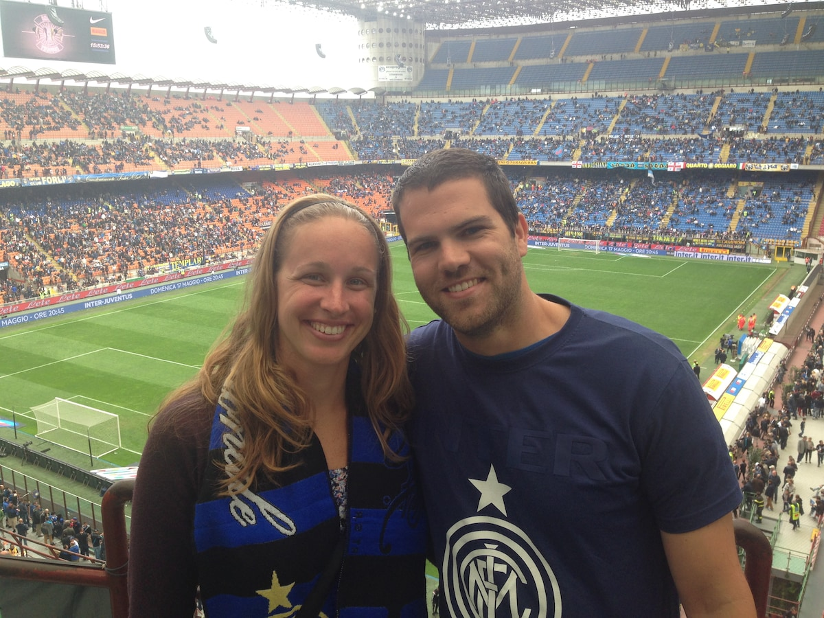 Kevin & Jenna from Cleveland
