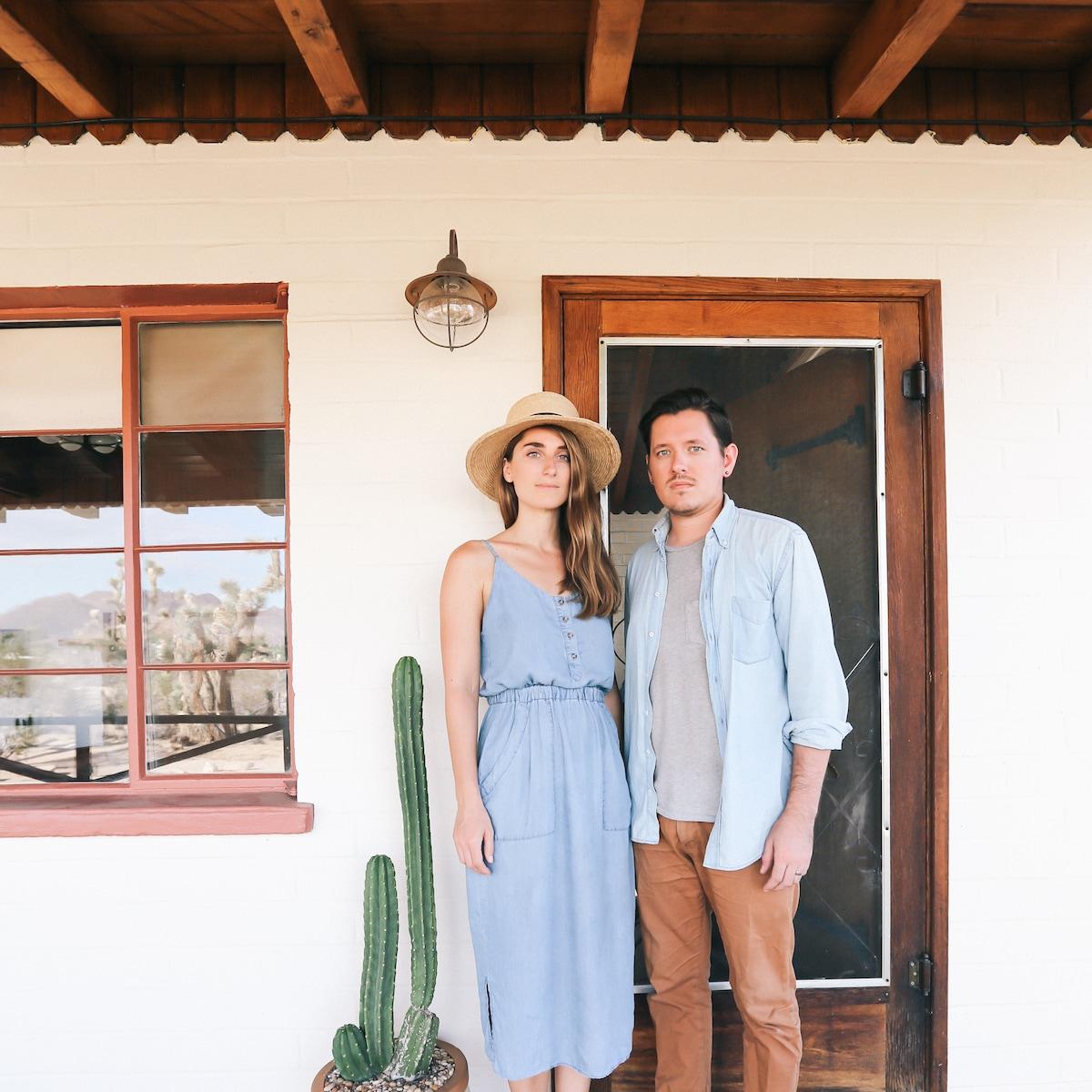 Sara & Rich From Joshua Tree, CA