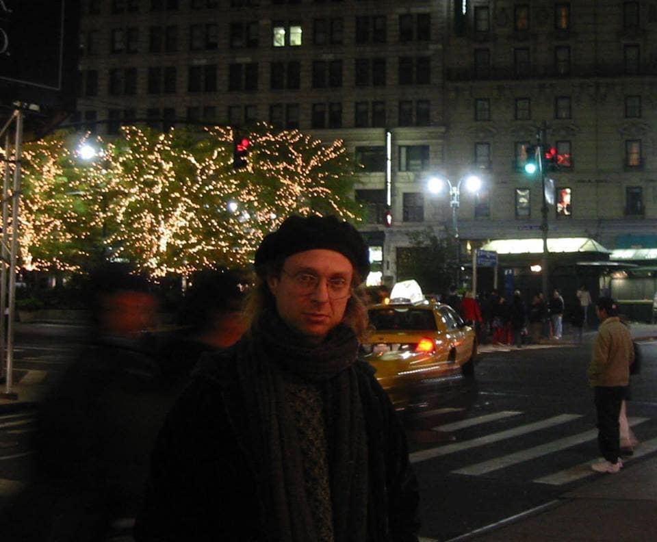 Richard from New York