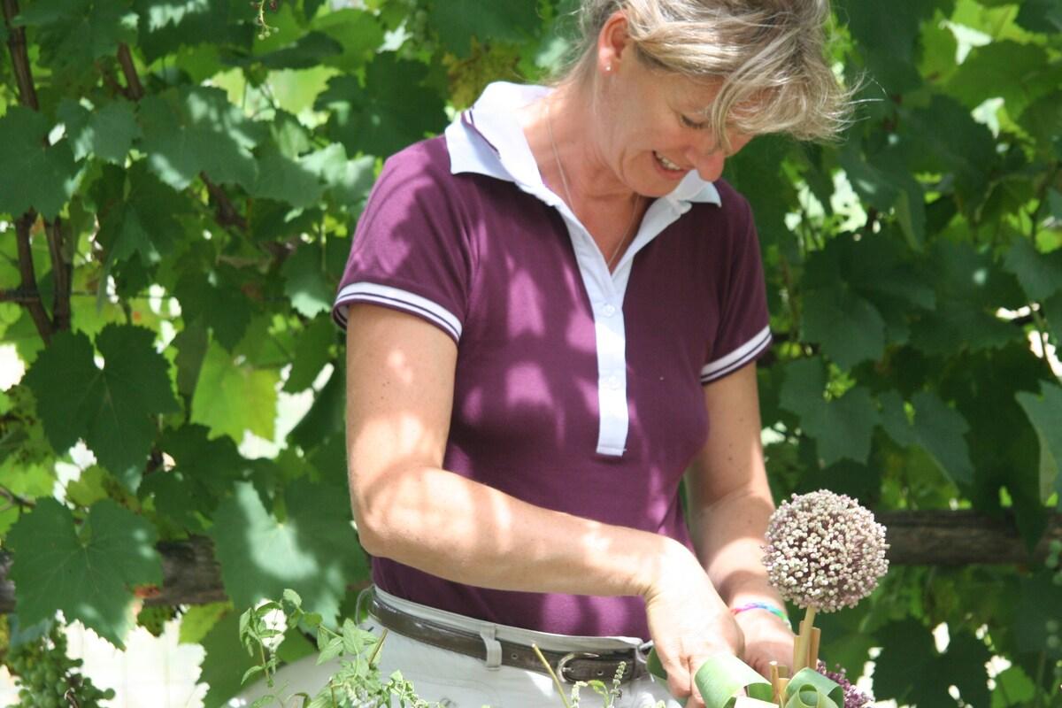 Barbara from Calenzano