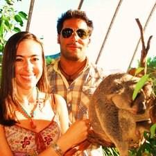 Fabio&Christina from Byron Bay