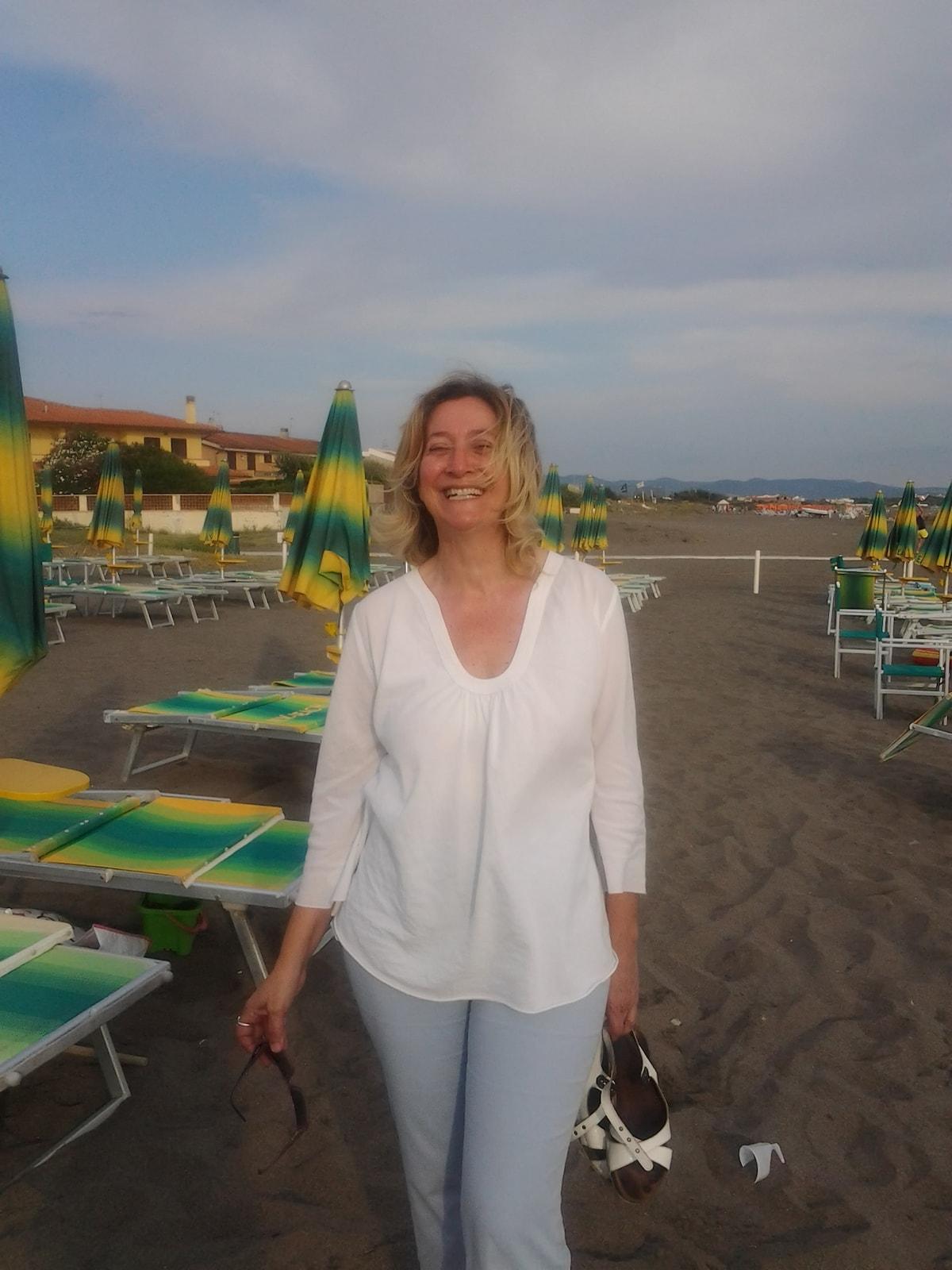Sono mamma di 4 stupendi figli: Jacopo,Ilaria,Rebe