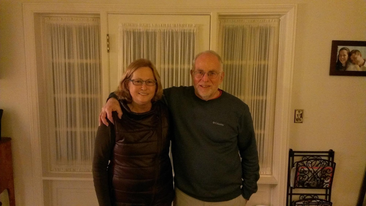 Rita And Dave from Brookville