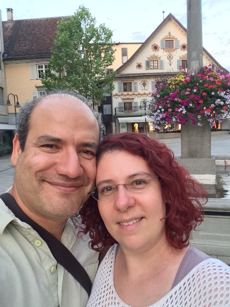 Edna & Joel from Dübendorf