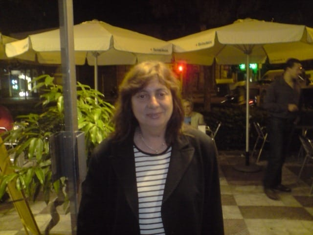 Francisca from Castelldefels