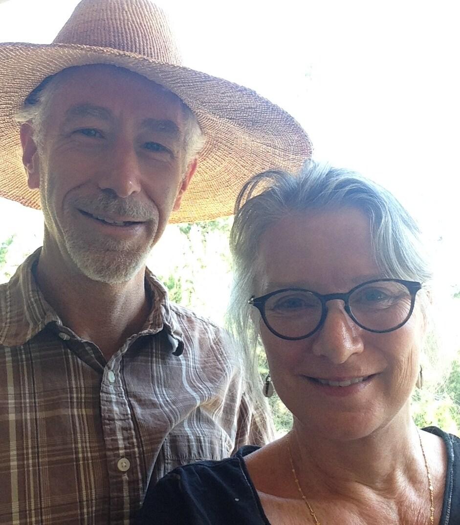 Richard & Barbara from Nevada City