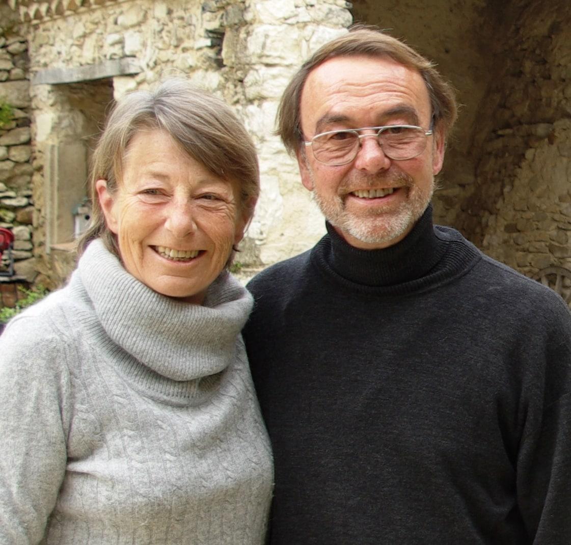 Michèle Et Rudy from Le Pègue
