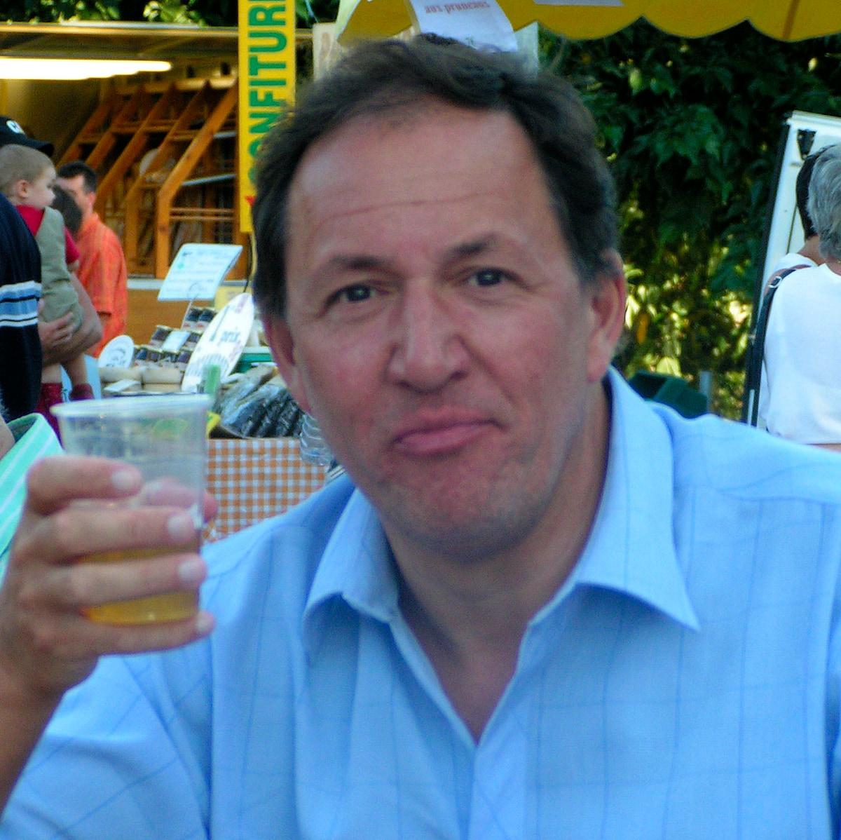 Gary From Estepona, Spain