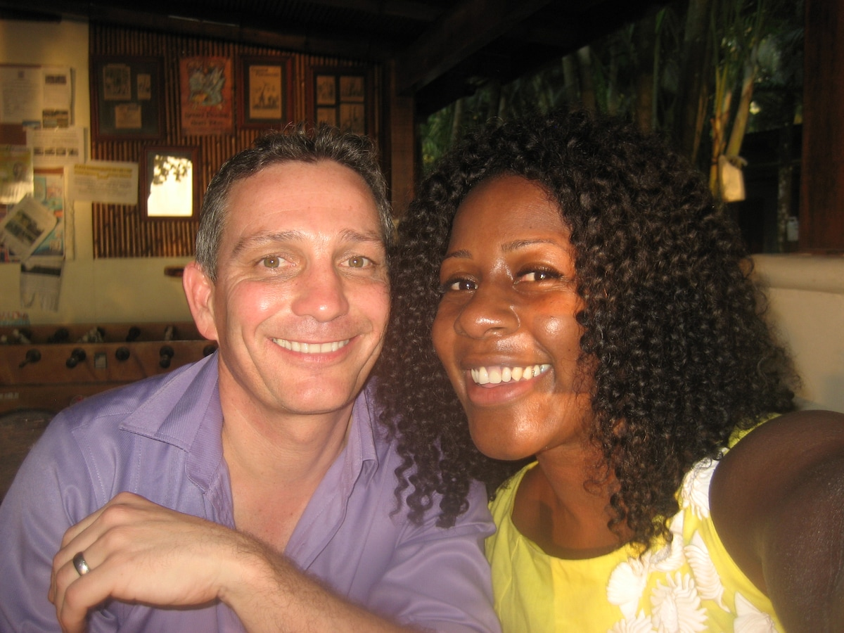 Rachel And Steve From Cabuya, Costa Rica