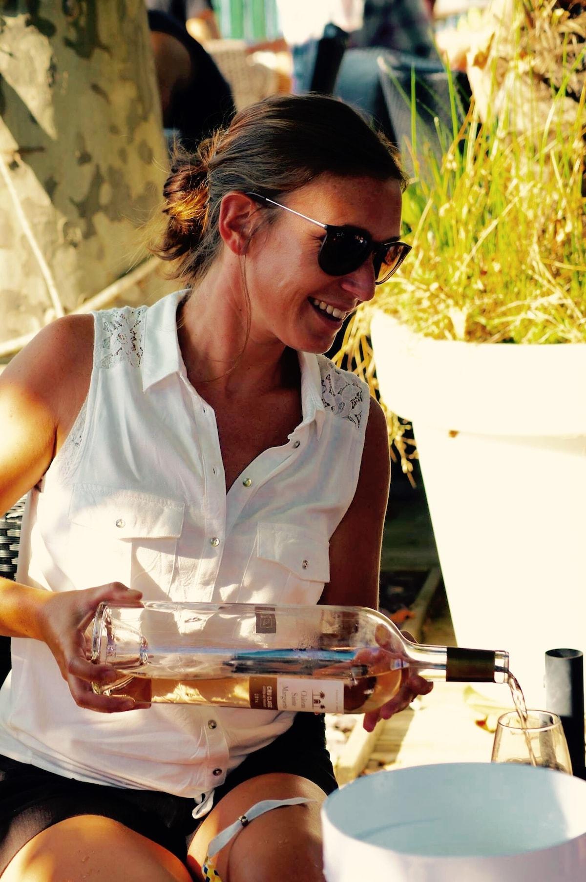 Claire From Geneva, Switzerland