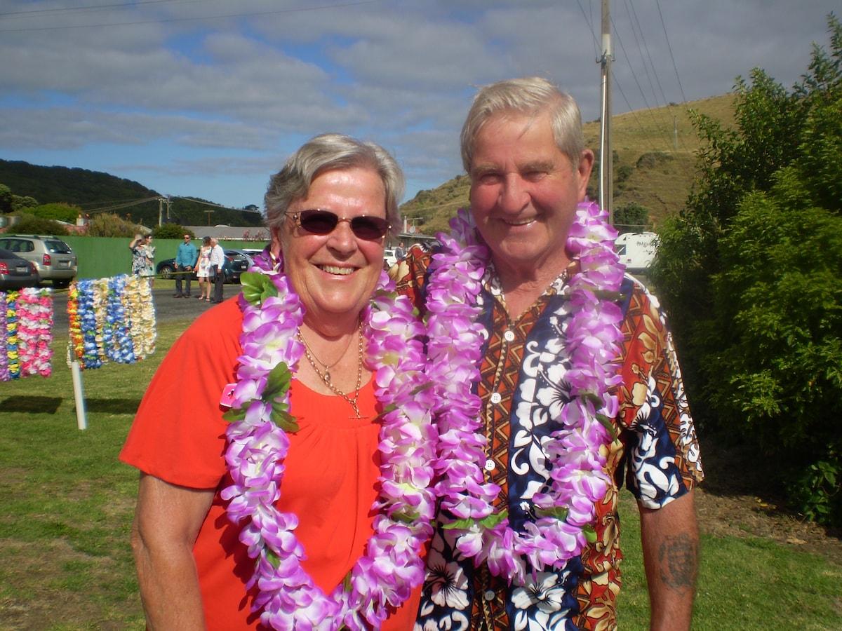 We are local Kaikoura folk, now retired our family