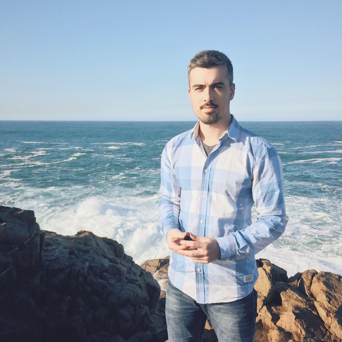 Daniel from Santiago de Compostela