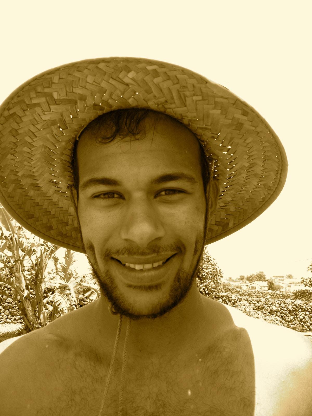 Jonathan from La Oliva