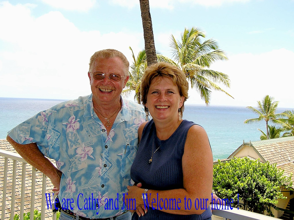 Jim And Cathy From Koloa, HI