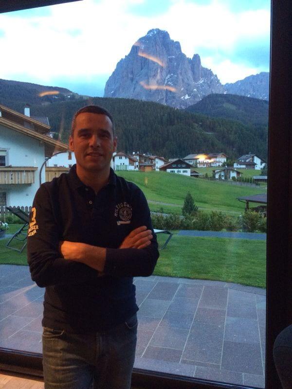 Cristiano from Brescia