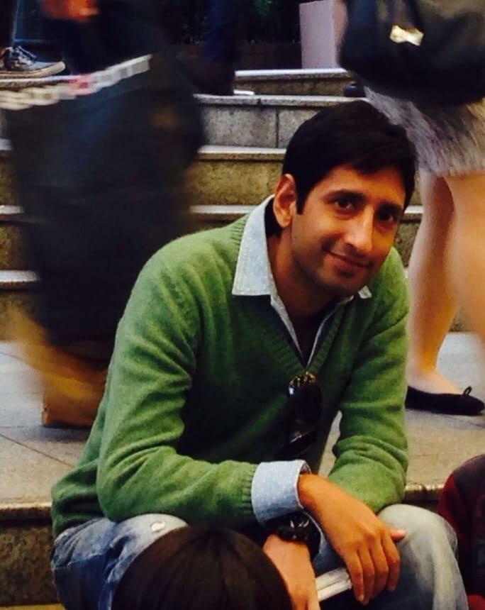 Khaver from New Delhi
