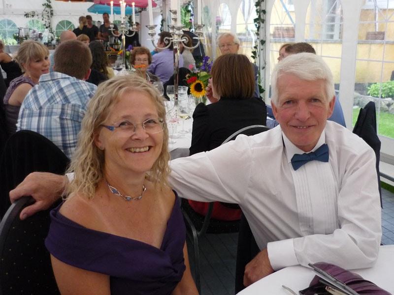 Jeanette & Hans From Farsø, Denmark