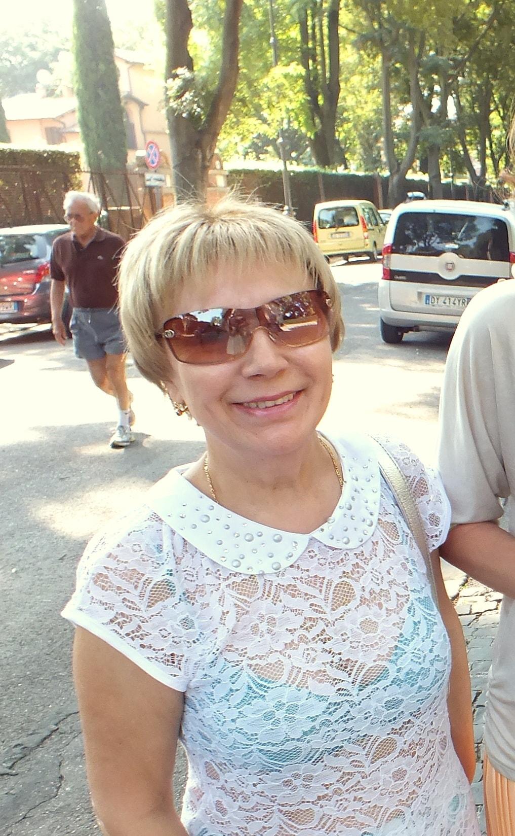 Olga from Рим