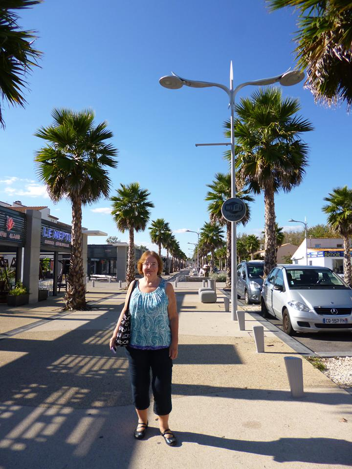 Bettina from Marseillan