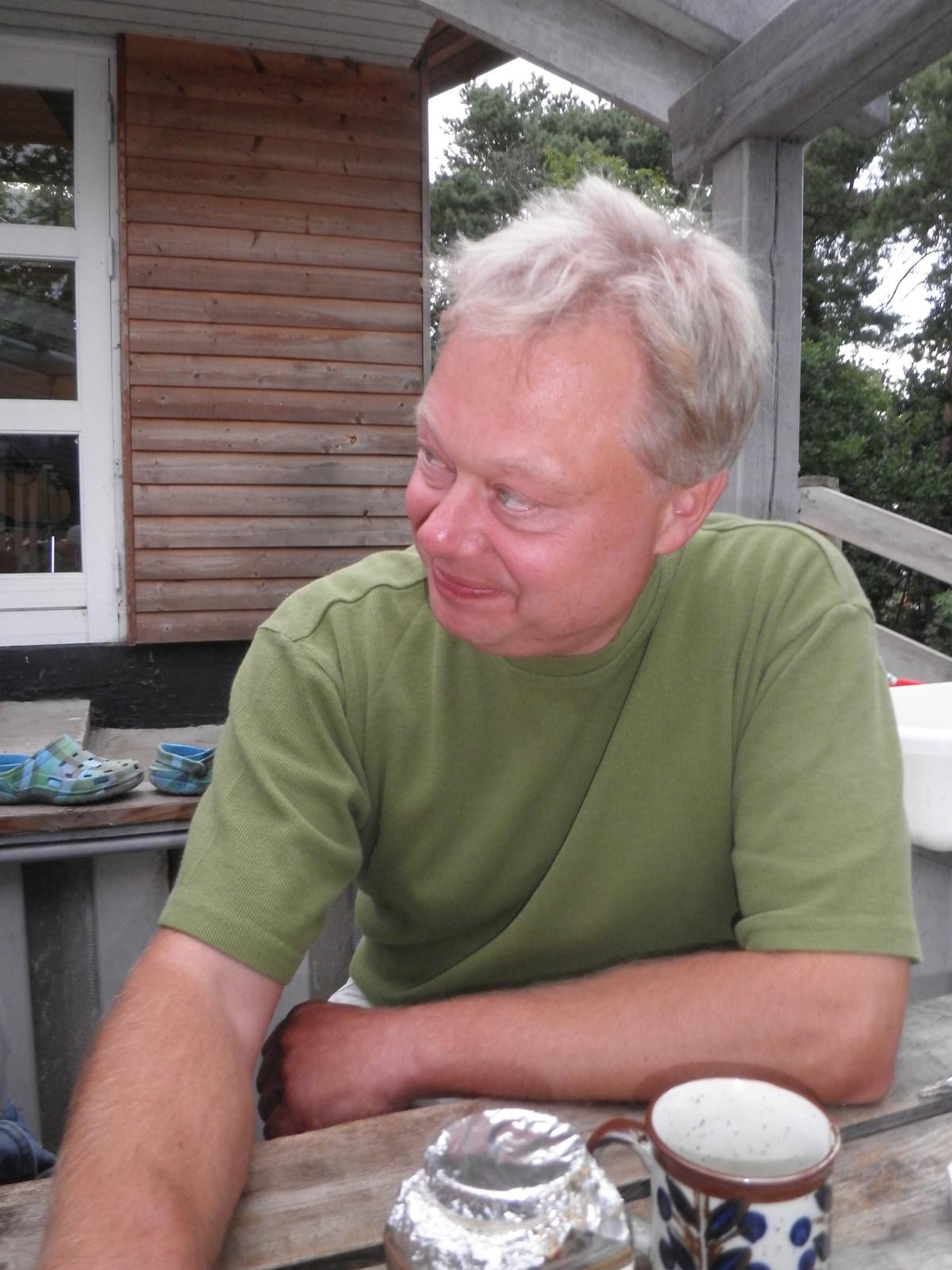 Henrik from Gudhjem