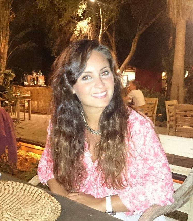 Elia From Estepona, Spain