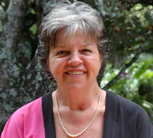 Ginette From San Rafael de Escazu, Costa Rica