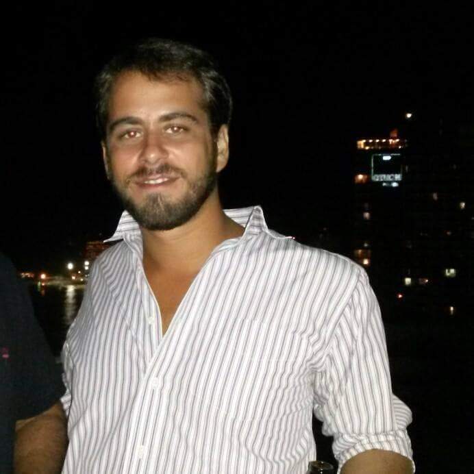 Gustavo from Rio de Janeiro