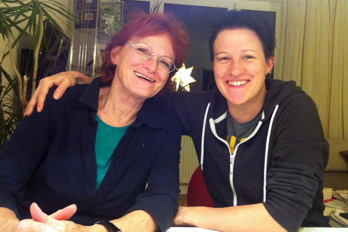 Brigitta & Julia From Salzburg, Austria
