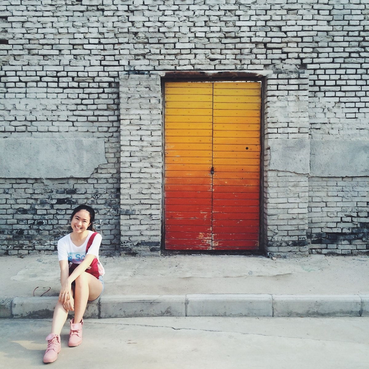 Sunny From Xi'an, China