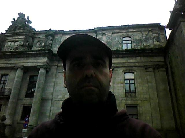 Frnando from Santiago de Compostela