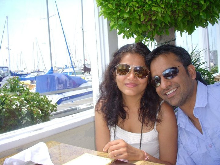 Ashish & Alpa from New Delhi