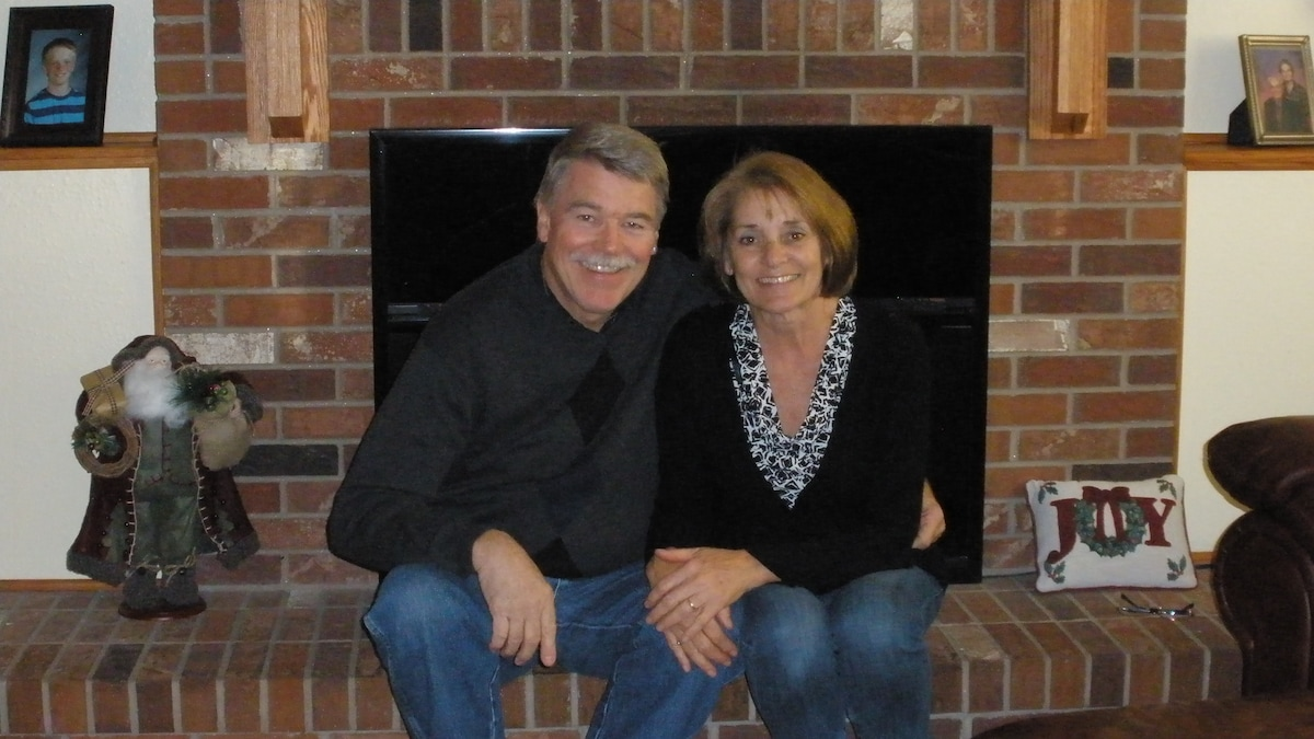 Mary And Vern From Loveland, CO